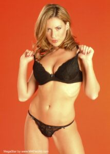 Natasha Mealey Topless